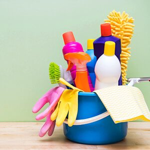 5 House Cleaning Tips When Someone at Home Is Sick